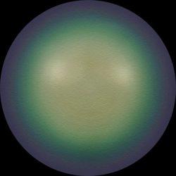 Swarovski gyöngy. 6mm. Scarabaeus Green Pearl (001 946)