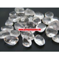 Hegyikristály ásvány marokkő.