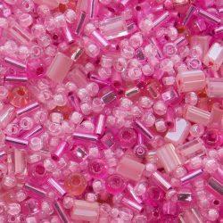 Preciosa rózsaszín mix. 10g/csomag.