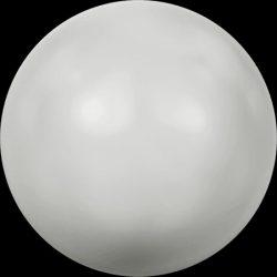 Swarovski gyöngy. 6mm. Pastel Grey Pearl (001 968)