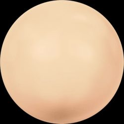 Swarovski gyöngy. 6mm. Peach Pearl (001 300)