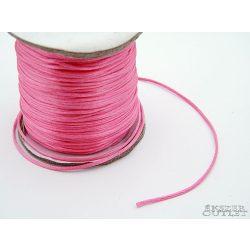 Shamballa nylon fonal. 1.5mm. Pink.   Legjobb ár!