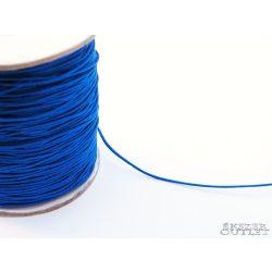Shamballa fonal. 0.8mm. Király kék.  Legjobb ár!
