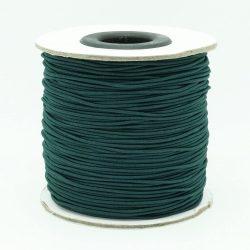 Gumizsinór, kalap gumi. 0.8mm. Smaragd.