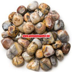 Csipkeachát ásvány marokkő.