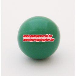 Angyalhívó csengő golyó. Zöld. 16mm .