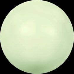 Swarovski gyöngy. 6mm. Pastel Green Pearl (001 967)