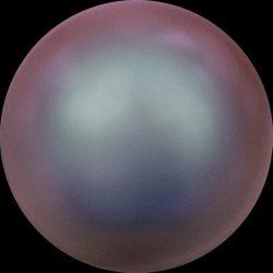 Swarovski gyöngy. 8mm. Iridescent Purple Pearl (001 943)