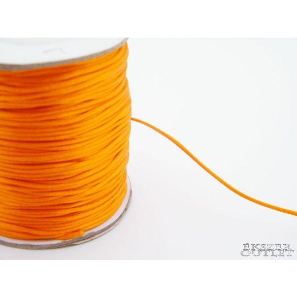 Shamballa fonal. Nylon fonal. 1.5mm. Narancs.   Legjobb ár!