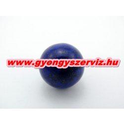 Lapis lazuli. Marokkő, harmónia gyöngy. 16mm.