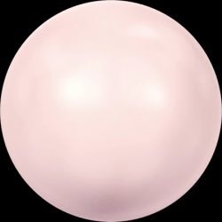 Swarovski gyöngy. 8mm. Rosaline Pearl (001 294)