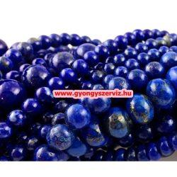 Lapis lazuli ásványgyöngy. 4mm.