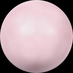 Swarovski gyöngy. 8mm. Pastel Rose Pearl (001 944) Mindig akcióban!