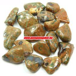 Riolit ásvány marokkő.