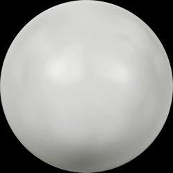 Swarovski gyöngy. 8mm. Pastel Grey Pearl (001 968)
