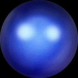Swarovski gyöngy. 6mm. Iridescent Dark Blue Pearl (001 949) Mindig akcióban!
