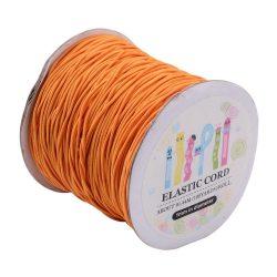 Gumizsinór, kalap gumi. 1mm. Narancs.