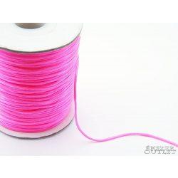 Shamballa fonal. 1.5mm . Neon pink.   Legjobb ár!
