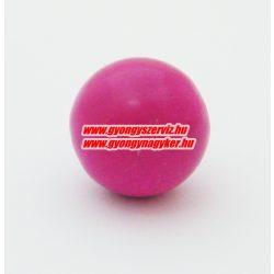 Angyalhívó csengő golyó. pink. 16mm .