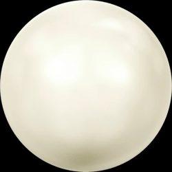 Swarovski gyöngy. 6mm. Creamrose Pearl (001 621) Mindig akcióban!