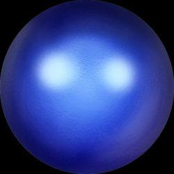 Swarovski gyöngy. 10mm. Iridescent Dark Blue Pearl (001 949)
